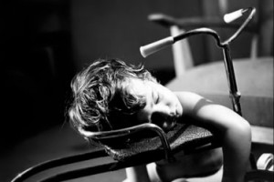 Злые родители провоцируют возникновение рака у детей